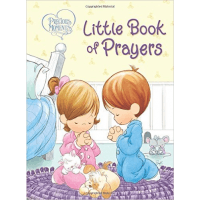 PRECIOUS MOMENTS : LITTLE BOOK OF PRAYERS