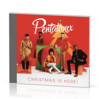 Christmas Is Here! - [CD, 2018]